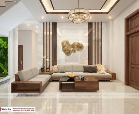 Thiết kế nội thất Boutique House Manhattan - Vinhomes Imperia - Anh C