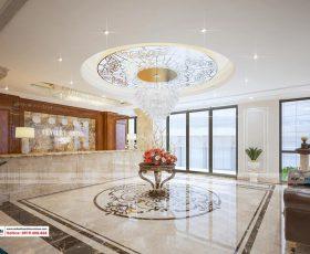 Thiết kế nội thất khách sạn du lịch biển Century - Tuần Châu