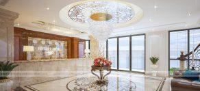 Thiết kế nội thất khách sạn du lịch biển Century – Tuần Châu