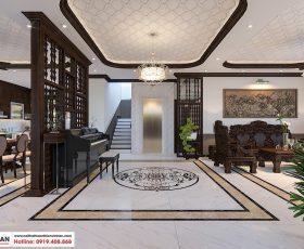Thiết kế nội thất biệt thự Chị Thúy phân khu Paris Vinhomes Imperia