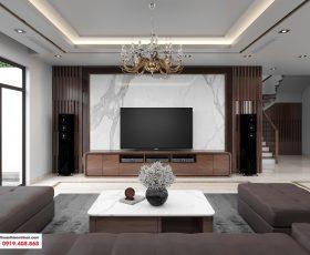 Thiết kế nội thất biệt thự Uông Bí Quảng Ninh - A Tiến